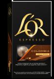 Cafe Lor Colombia 10 capsulas